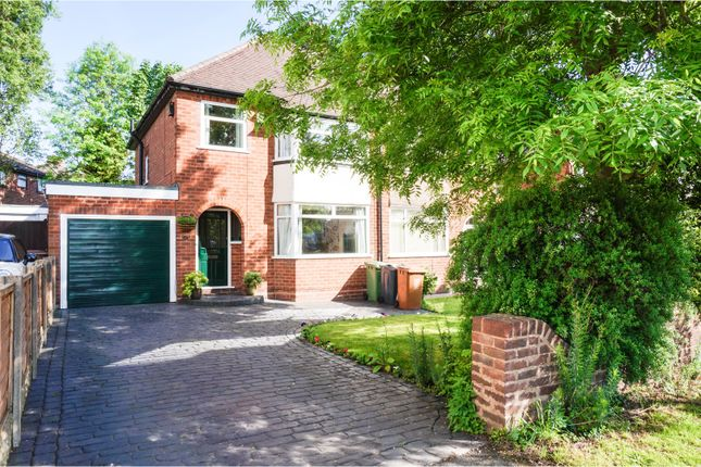 Thumbnail Semi-detached house for sale in Walsall Road, Aldridge