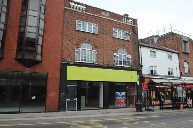 Thumbnail Retail premises to let in Oxford Street, High Wycombe