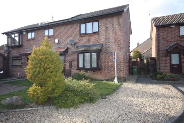 Thumbnail Terraced house to rent in Montagus Harrier, Guisborough