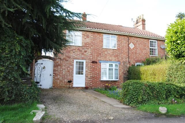 Thumbnail Semi-detached house for sale in Terrington St. Clement, King's Lynn, Norfolk
