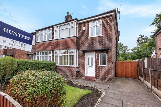 Semi-detached house to rent in Boothfield, Eccles, Manchester