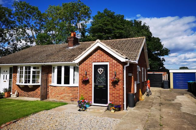 Thumbnail Bungalow to rent in Parkfield, Stillington, York