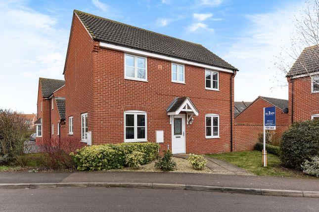 Thumbnail Detached house for sale in Bevington Way, St. Neots, Cambridgeshire