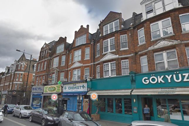 Thumbnail Flat to rent in Grand Parade, Green Lanes, London