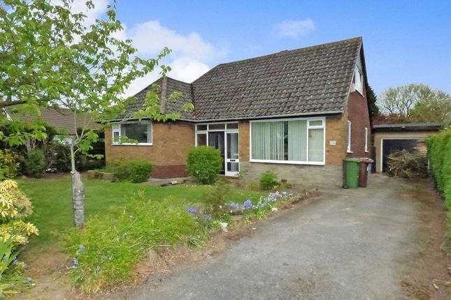 Thumbnail Detached bungalow for sale in Nursery Road, Scholar Green, Stoke-On-Trent