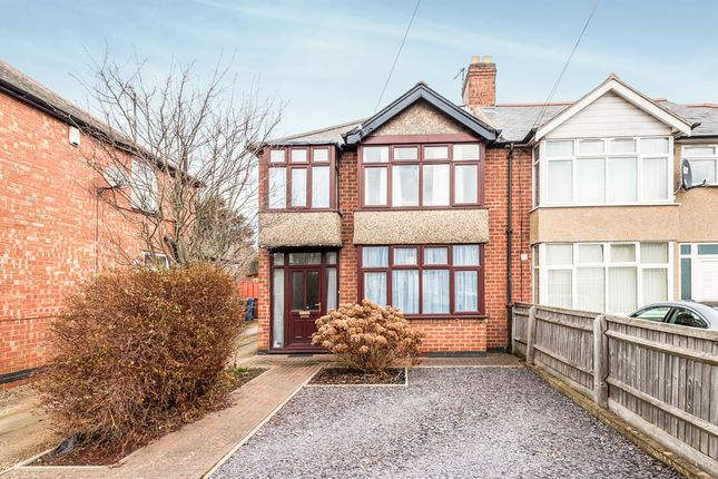 Thumbnail Semi-detached house for sale in Fern Hill Road, Cowley, Oxford
