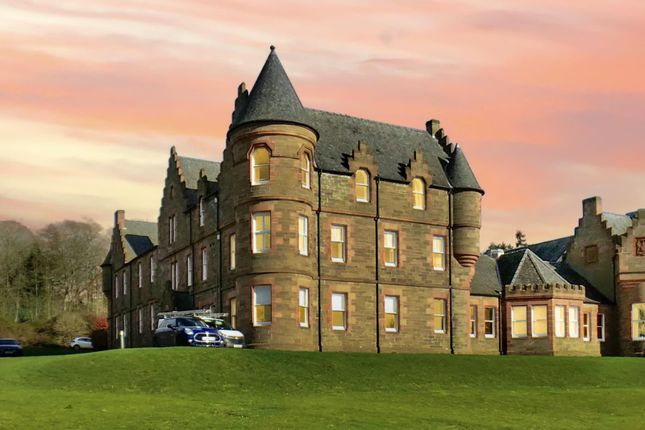 Thumbnail Flat for sale in 26 South Drive, Liff, Dundee