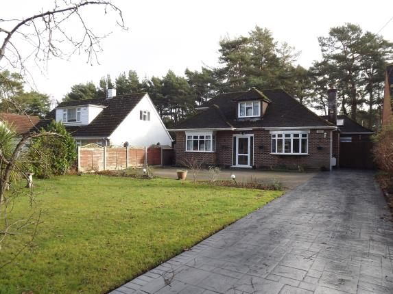 Thumbnail Bungalow for sale in New Road, West Parley, Ferndown