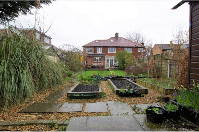 Thumbnail Semi-detached house for sale in Rochester Way, London