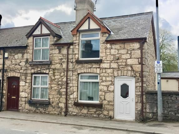 Thumbnail End terrace house for sale in Borthyn, Ruthin, Denbighshire