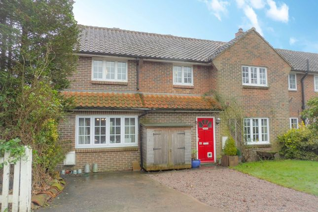 Thumbnail Semi-detached house for sale in Newton Road, Lindfield, Haywards Heath