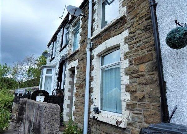 2 bed terraced house for sale in James Terrace, Oak Street, Abertillery NP13
