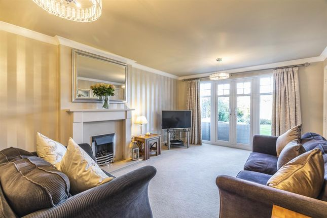 Thumbnail Detached house for sale in Newby Court, Menston, Ilkley