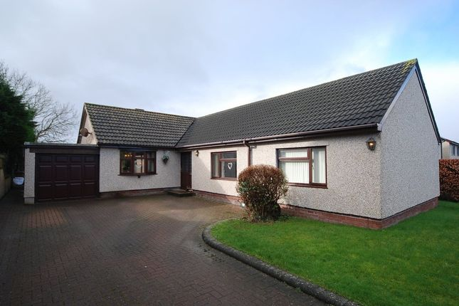 Thumbnail Detached bungalow for sale in Ireleth Road, Askam-In-Furness, Cumbria