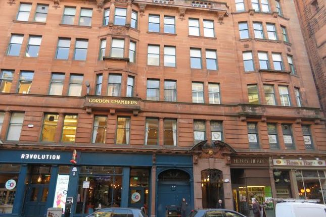 Commercial Property, Gordon Chambers, Mitchell Street, Glasgow G1
