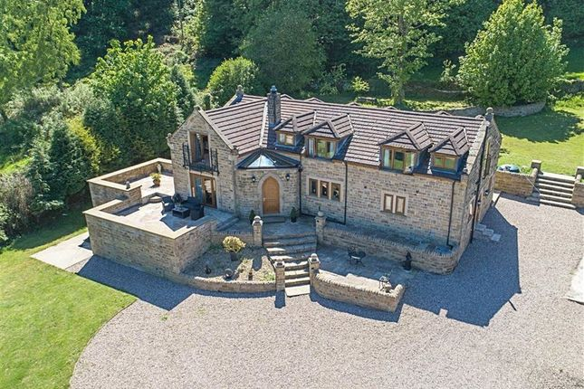 Thumbnail Detached house for sale in Top Road, Chesterfield, Derbyshire