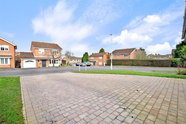 Driveway/Parking of The Pippins, Meopham, Kent DA13
