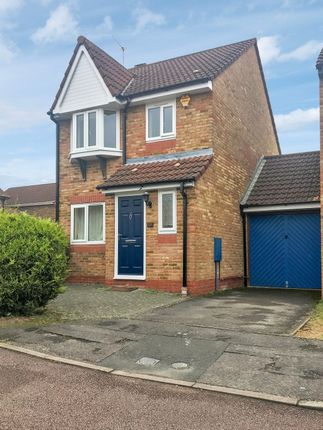 Thumbnail Link-detached house to rent in Regent Close, Lower Earley, Reading