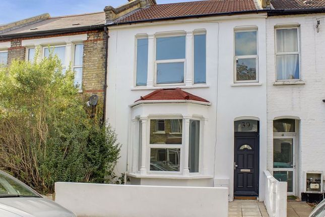 Thumbnail Terraced house for sale in Russell Road, London