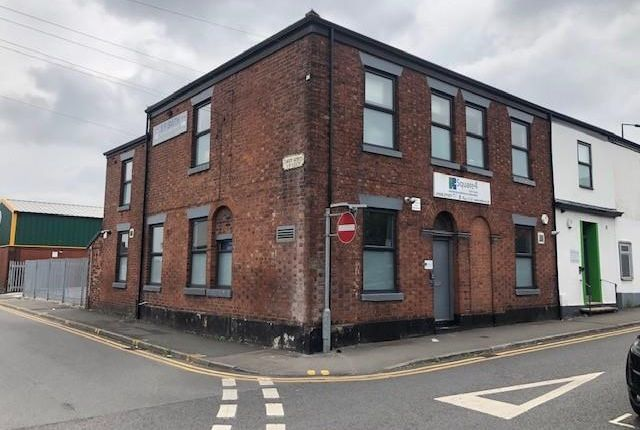Thumbnail Office for sale in 12-14 Brown Street North, Leigh, Lancashire