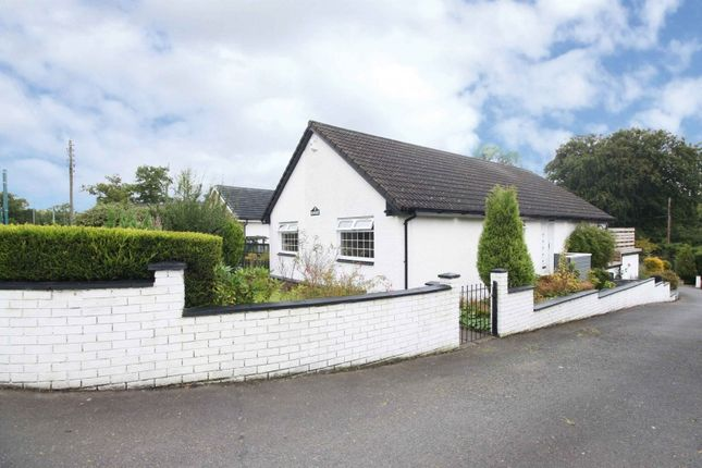 Thumbnail Bungalow for sale in Main Street, Old Plean, Stirling