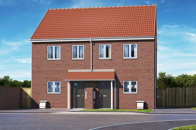 """Thumbnail Property for sale in """"The Dalby"""" at Arnold Lane, Gedling, Nottingham"""