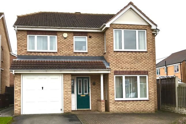 4 bed detached house for sale in Northfield Avenue, South Kirkby