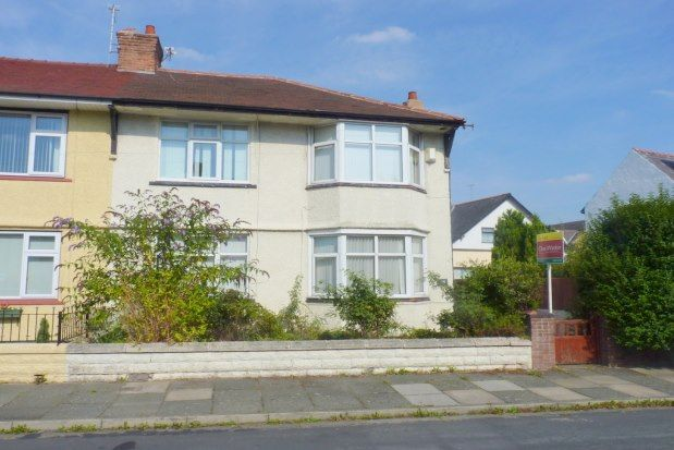 Thumbnail Property to rent in Station Road, Wallasey
