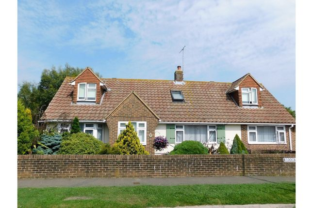 Thumbnail Detached bungalow for sale in Brookside Avenue, Polegate