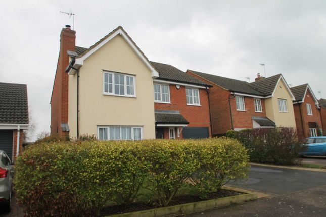 Thumbnail Detached house for sale in Coltsfoot Road, Rushden