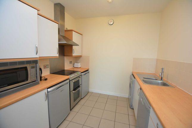 1 bed flat to rent in Silbury Boulevard, Milton Keynes