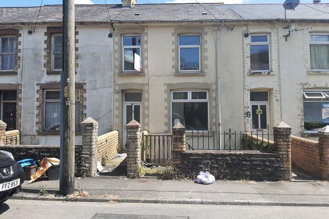3 bed maisonette for sale in Wyndham Street, Ogmore Vale, Bridgend CF32