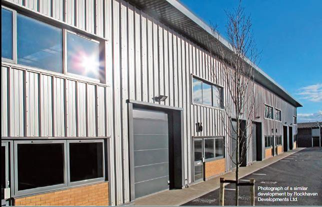 Thumbnail Industrial to let in Rockhaven, Metz Way, Gloucester