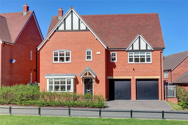 Thumbnail Detached house for sale in Boundary View, Selly Oak, Birmingham