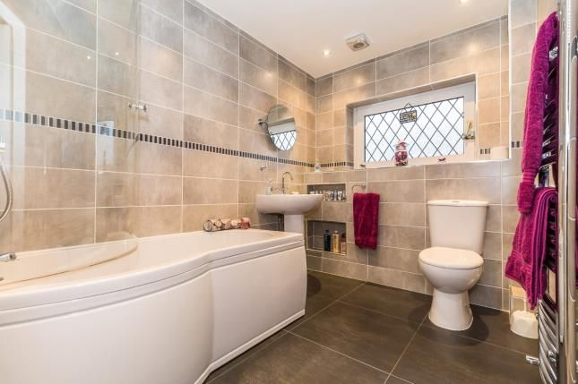 Bathroom of Highfield Avenue, Farington, Leyland, Lancashire PR25