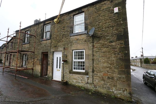 Thumbnail End terrace house for sale in Westmacott Street, Ridsdale, Hexham, Northumberland