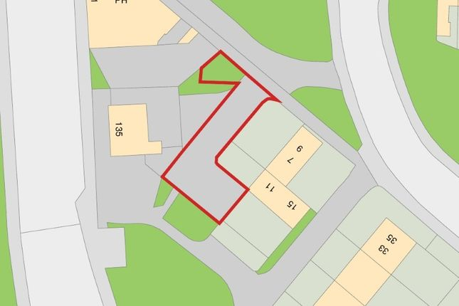 Thumbnail Land for sale in South West Side Of Peel Street, Winson Green, Birmingham, West Midlands