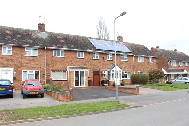 Thumbnail Terraced house to rent in Slade Road, Wolverhampton