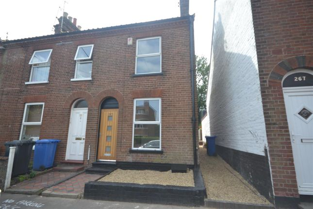 Thumbnail Terraced house to rent in Marriott Close, Heigham Street, Norwich