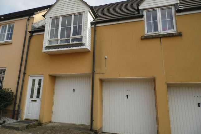 Thumbnail Flat to rent in Larcombe Road, St Austell, Cornwall