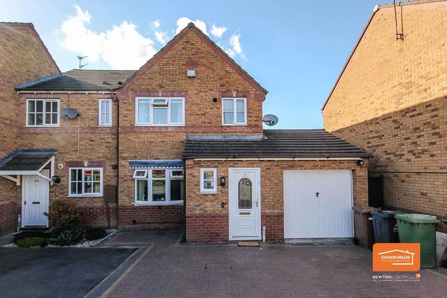 Thumbnail Property for sale in Astbury Close, Bloxwich