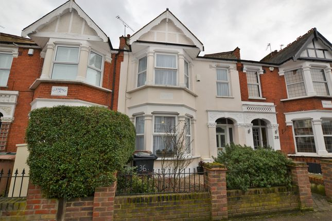 Thumbnail Terraced house for sale in Studley Avenue, Highams Park