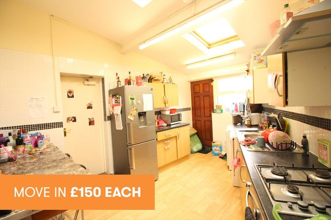 Thumbnail Terraced house to rent in Gordon Road, Cathays, Cardiff.
