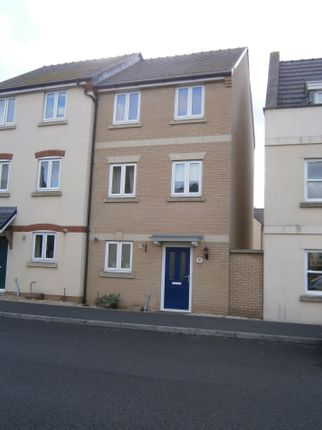 Thumbnail Semi-detached house to rent in Oak Drive, Crewkerne