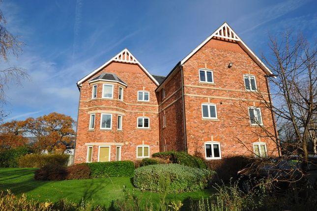 Thumbnail Flat to rent in Eton Drive, Heald Green, Cheadle