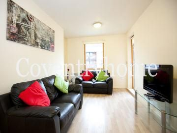 Thumbnail Flat to rent in Serviced Apartment 'short Term' Let, Coventry 5Sa, 'lowest Price Guarantee'