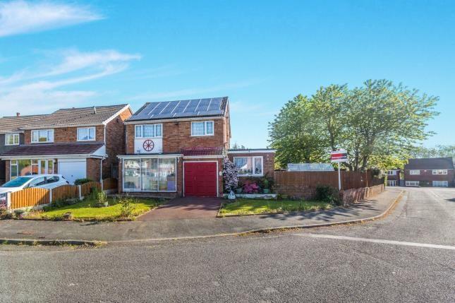 Thumbnail Detached house for sale in Crail Grove, Birmingham, West Midlands
