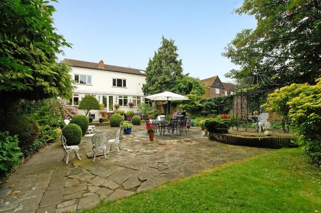 6 bed detached house for sale in Leigham Court Road, London