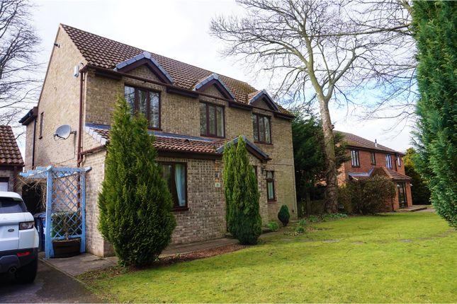 Thumbnail Detached house for sale in Parkshiel, South Shields
