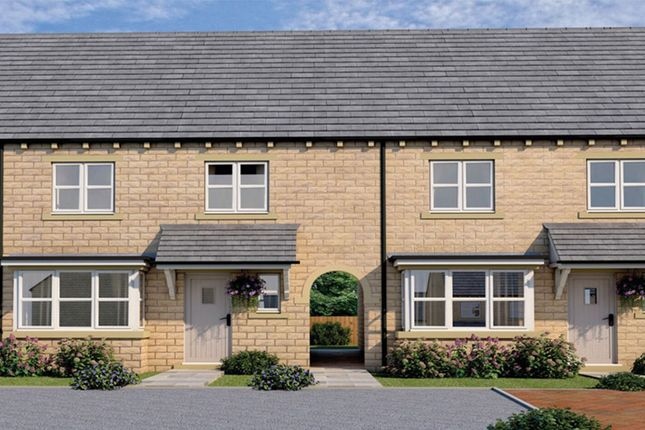 "Thumbnail Mews house for sale in ""The Chatsworth"" at Low Hall Road, Horsforth, Leeds"